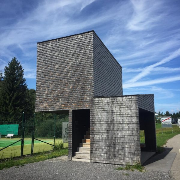 RintalaEggertsson Architects, Norway - Vorarlberg: Architects from 7 different countries designed 7 different ...
