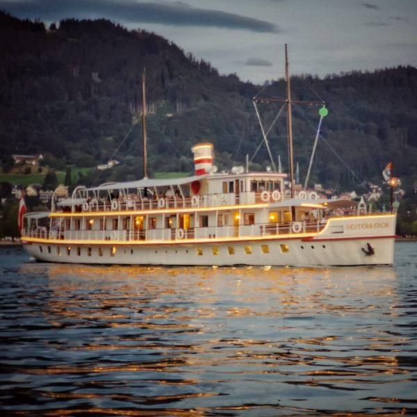 MS Österreich 🇦🇹 ⚓ 🚢 😍 😃 #austria #vorarlberg #bregenz #bodensee #lakeofconstance, #restauriert ...