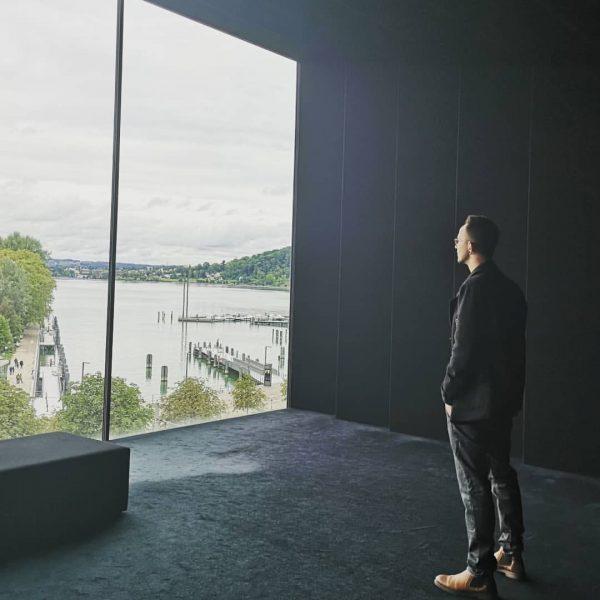 Selbst aus schlechten Aussichten lassen sich noch gute Einsichten gewinnen. Vorarlberg Museum