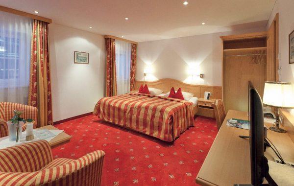 Das hier ist eines unserer schönen Zimmer! Wir freuen uns immer sehr wenn ...