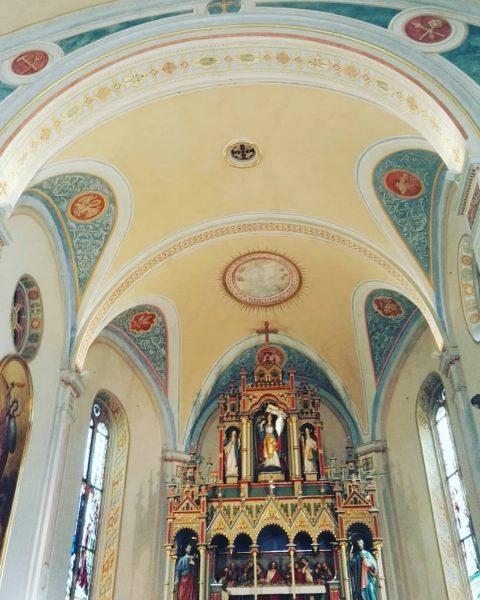 Abschlusskonzert der Montafoner Resonanzen 2019 #gaschurn #montafonerresonanzen #gettingready #abschlusskonzert #finalconcert #mezzosoprano #organ #rossini ...