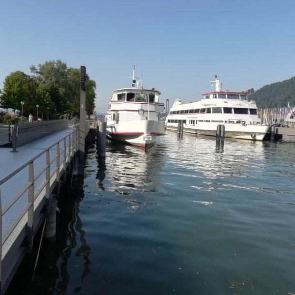 Ausflug mit dem Bus nach bregenz hafenfest mit dabei meine Kids Daniela Ladner ...