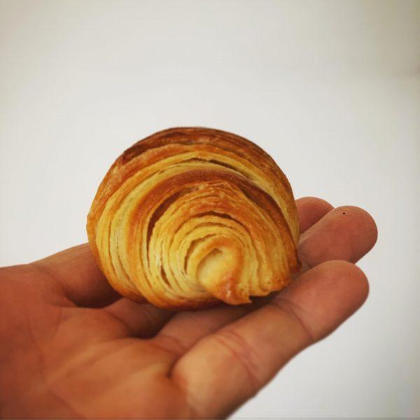1,4g Hefe 24std. Teig #croissant #homemade #backen #wasfüreinduft #vorarlberg #alpenculinarystreetcuisine #chef_on_call #kochmeisterei