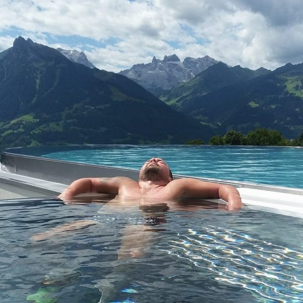 Relax, if you can... 😉 Hotel Fernblick Montafon