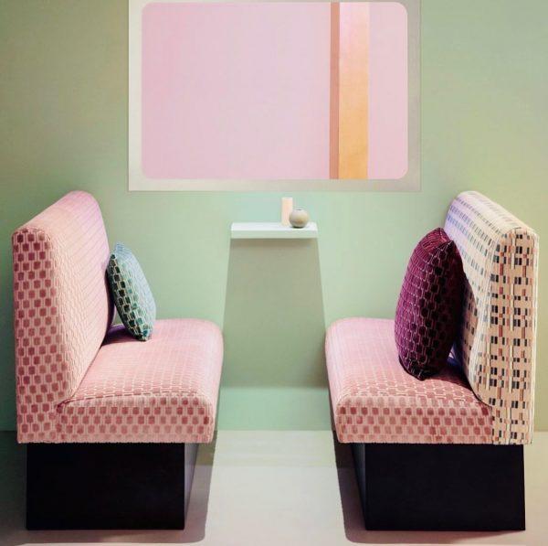 #frühstück #architecture_magazine #colourblocking #inneneinrichtung #80erstyle Hotel Bären