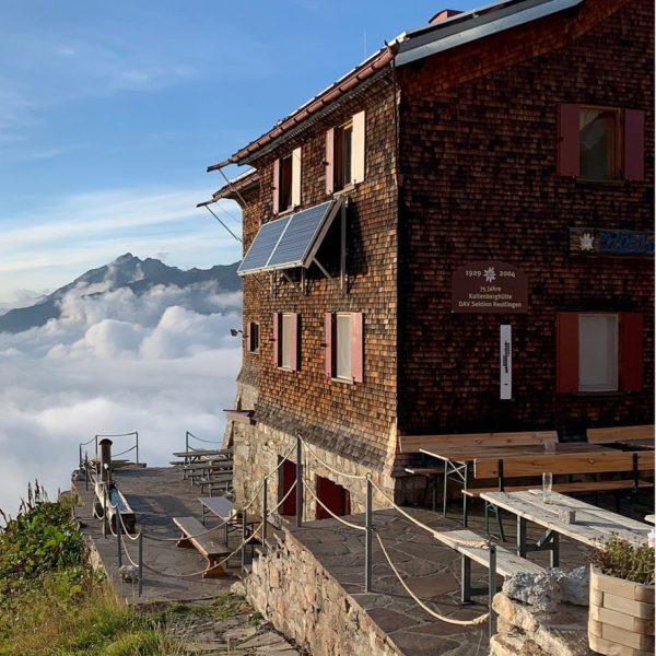 #österreich #vorarlberg #tirol #stantonamarlberg #kaltenberghütte #verwall #verwallgruppe #verwallrunde #hüttentour #wandern #hiking #mountain #mountainlovers ...