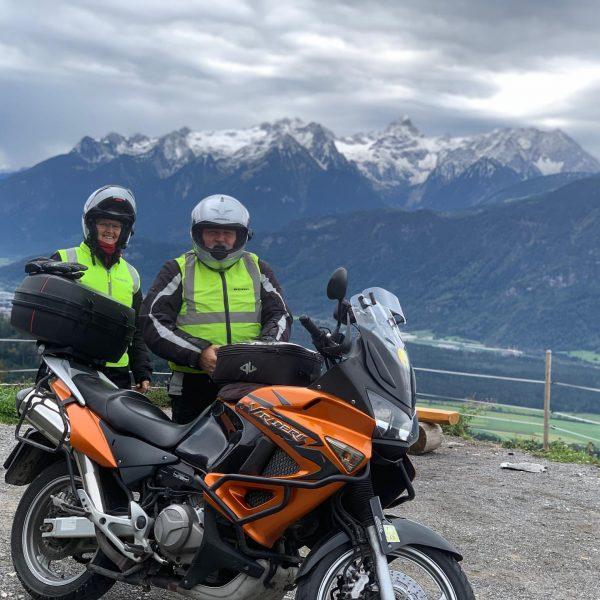 #herbst #motorradtour #alpenhotelpost