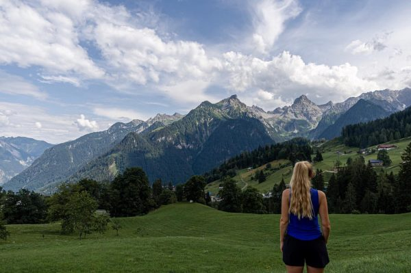 Spontaneity is the best kind of adventure #austria #vorarlberg #tschengla #montafon #missingsummer #bludenz ...