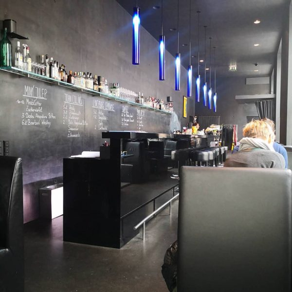 Kunsthaus Bregenz bar Feeling urban - great coffee - great Florentiner #urban #kunsthausbregenz ...