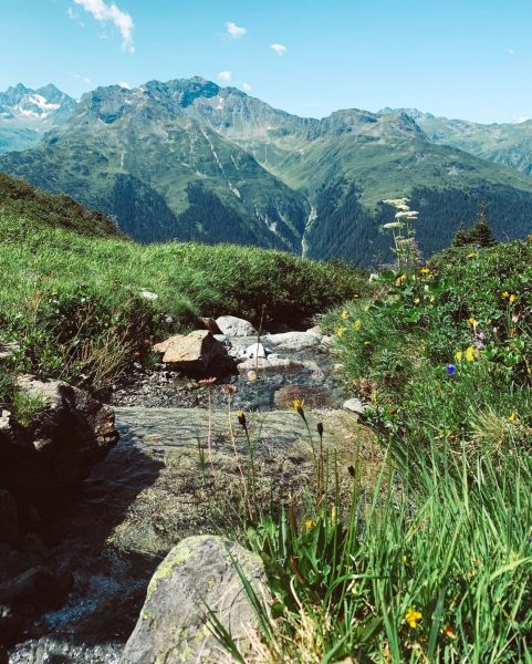 Die überaus lohnenswerte Wanderung auf die Versalspitze (2.462 m) belohnt nach einem kräftezehrenden ...