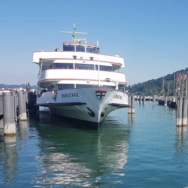 Fotografieren ist meine Leidenschaft. Hafen von Bregenz Österreich am Bodensee ⚓⛴📷 Hafen Bregenz