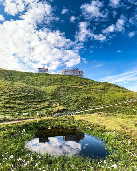 Neue Heilbronner Hütte im Verwall ⛰ (2.320 m): Einfach traumhaft und absolut zu ...