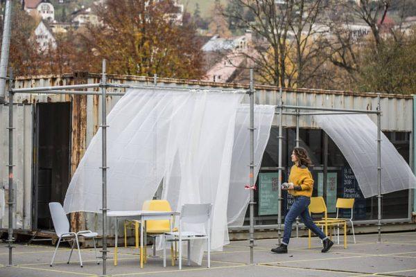 Franziska Möhrles Lieblingsplatz in Feldkirch ist das Reichenfeld. . ➡ Wische nach rechts, ...