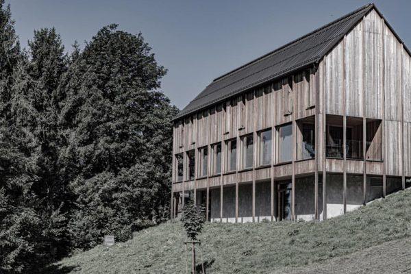 Haus am Stürcherwald | Laterns (A) Bernardo Bader Architekten . . . #architekturfotografie ...