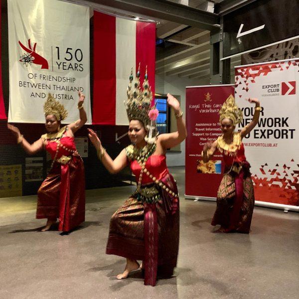 150 Jahre Freundschaft zwischen Thailand und Österreich feierten gestern das thailändische Konsulat und ...