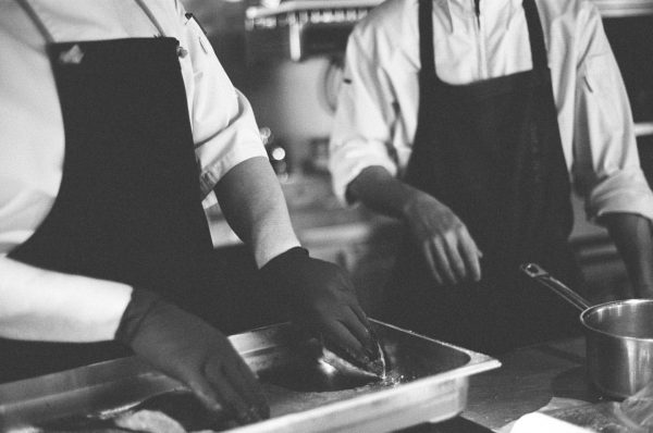 project for @rotewand_chefstable @gasthof_hotel_rotewand // #tb #kitchen #moments #chef #hands #real #passion #restaurant ...