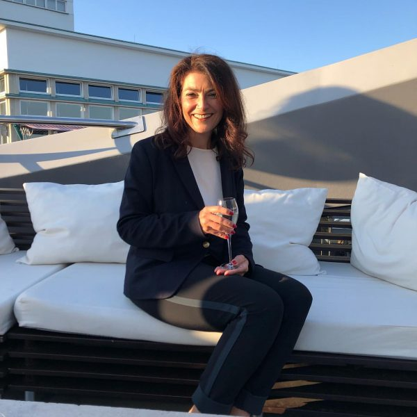 Einfach nur ich ! #sonnenkönigin #bodensee #tollerabend #schiff #captainsdinner
