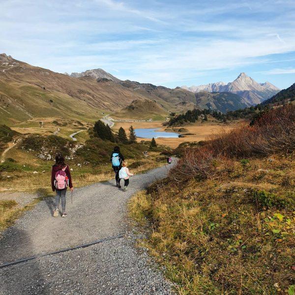#indiansummer in the austrian Alps . . . #familyaffairs #qualitytime #austria #vorarlberg #myvorarlberg ...