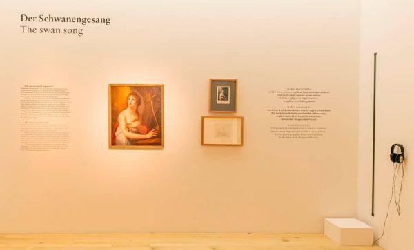 Unbekannte Schätze von der #berühmten Malerin #angelikakauffmann wie die hier erstmals ausgestellte Maria ...