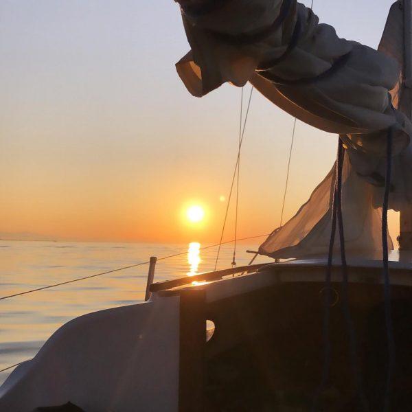 Bodenseeliebe 🍁❤️ • • • #derschönstefleckauferden #segeln #sailing #withmylove #vorarlberg #bregenz #bodensee #lakeconstance ...