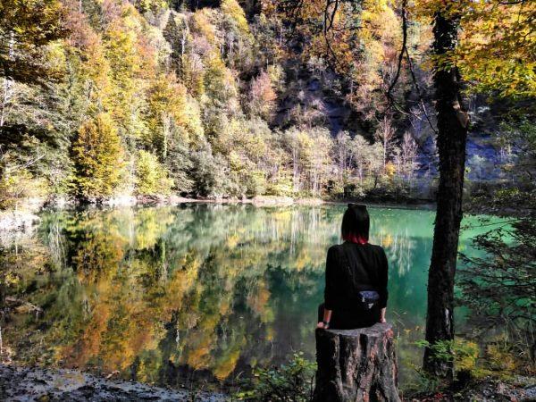 #rappenlochschlucht #walk #trip #travel #myphotography #mylife #nature #naturelovers #girl #lake #autumn #instaphoto #chill ...