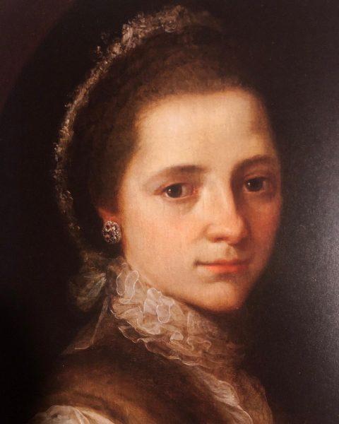 Alles Gute zum Geburtstag! Heute vor 278 Jahren wurde #angelikakauffmann in Chur in ...