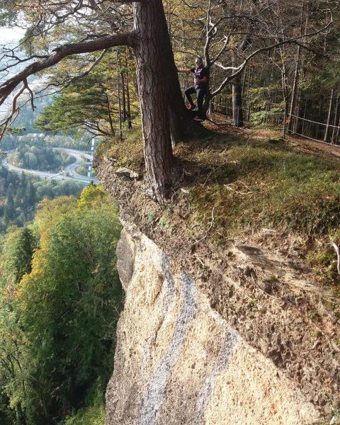 🍁🍂🍄🌲🌞 #Bregenz #wandern #austria #hiking #wanderlust #mountains #bergliebe #autumn #осень Gebhardsberg