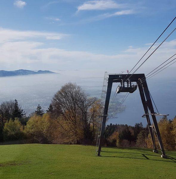 #bregenz #pfänder #bodensee #familienzeit♥️ #überdenwolken Werbung wegen Ortsnennung ... und wieder ist ein ...