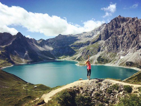 💙 #luenersee#brandnertal#vandans#wandern#berge#bergliebe#vorarlberg#montafon#meinmontafon#meintraumtag#alpenvereinvorarlberg#schönsterplatzösterreichs#neunschätze#wandernmachtglücklich#bergwandern#schönwetter Lünersee