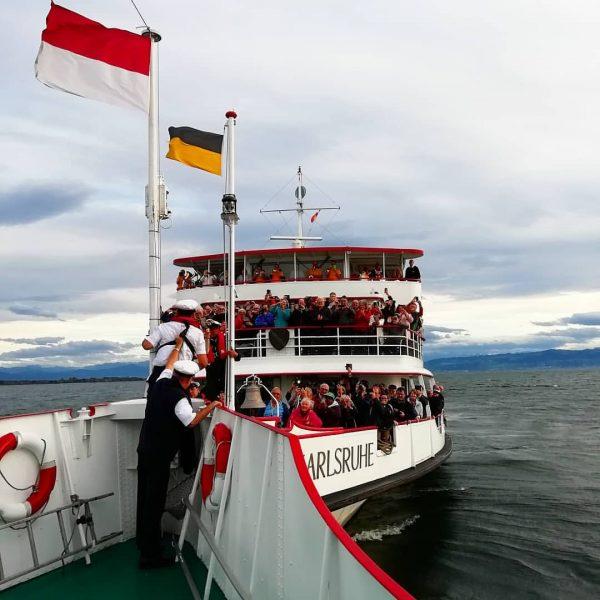 Schifffahrt Saisonende am Bodensee #2019 #Bodensee #visitgermany #visitvorarlberg #visitbregenz #butiful #schön #Heimatliebe #Lake ...