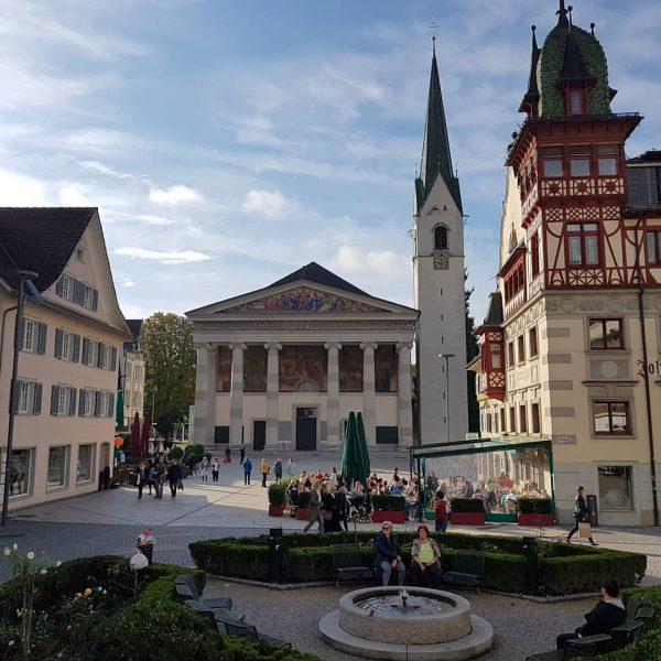 Discovering the surroundings 🏡🏡🏡 #traveler #wanderlust #austria #vorarlberg #expatlife #happyplace #ninabalerina Dornbirn
