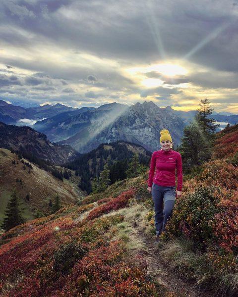 Herbstzeit = Wanderzeit! 🏔☀️💕 #wunderschöneheimat #bregenzerwald #heimat #berge #herbstliebe #hirschberg #herbstfarben #herbst #wandern ...