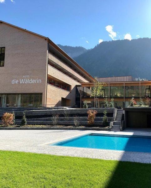 Verlängertes Wellness Weekend in Mellau 🇦🇹 #mellau #mellaudamüls #mellaubahn #diewälderin #österreich #bregenzerwald #wellnesshotel ...