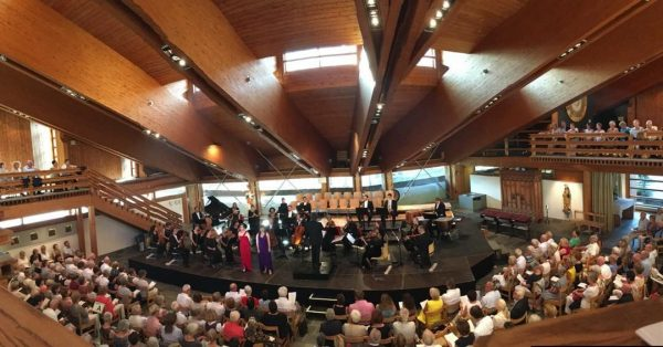 Lech Classic music festival - das highlight im Lecher Kultursommer #lovelech #lechclassicmusic #bergsommer ...