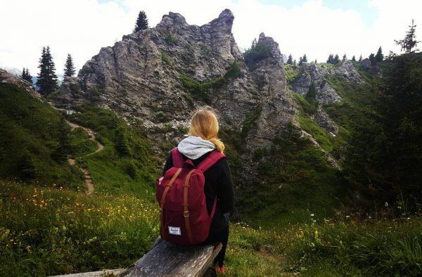 Gipslöcher 🗻 #me #gipslöcher #lech #lechamarlberg #mountains #berge #hike #potd #photooftheday #travellove #travellinggram ...