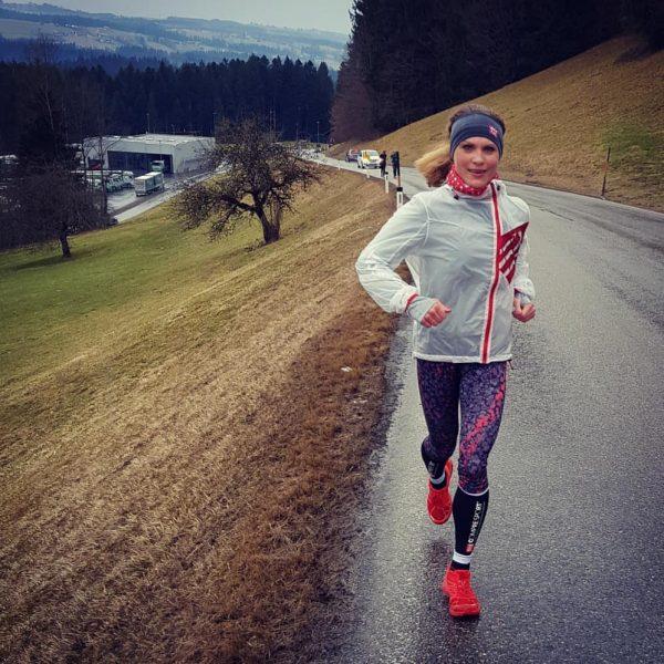 Trainingslauf von Bregenz bis Lingenau mit den üblichen coolen Verdächtigen 🏃🏼♀️🏃♂️👣😊 32 km ...