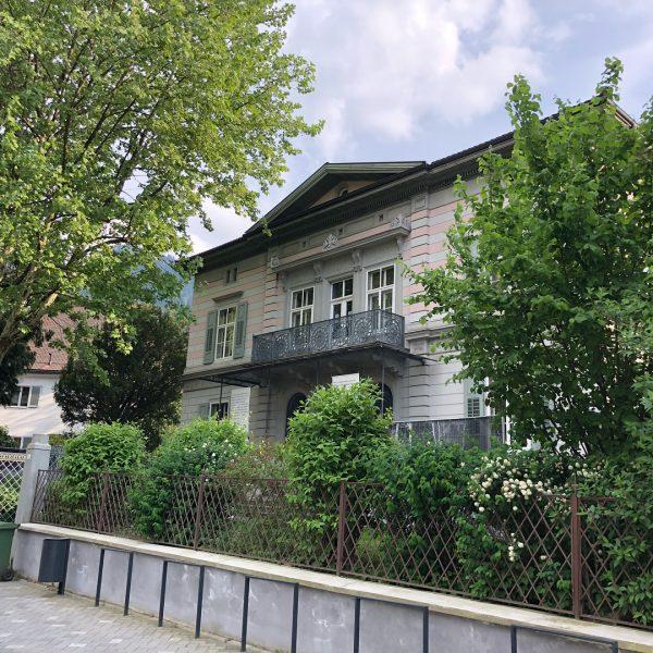 Teil 4 meiner #Ringvorlesung #musikmanagement am Vorarlberger #landeskonservatorium ... heute im #jüdischenmuseum in ...