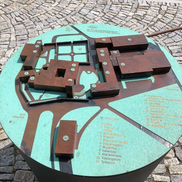 A #site #map of #sanktgerold #propstei #g Propstei St. Gerold