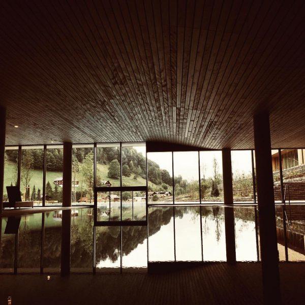 #visitaustria #hoteleröffnung #diewälderin #urlaubinösterreich #unterwegsinösterreich #orf #bergluft #bergemachenglücklich #mellau #vorarlberg #bregenzerwald Hotel Die ...