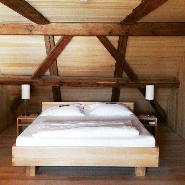 Mein Zimmer für die nächsten Tage 😀 Propstei St. Gerold