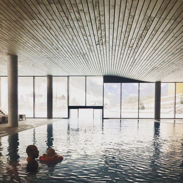 Die Wälderin hats drauf! #hotel #diewälderin #mellau #wellness #wellnessurlaub #withtheboys #auszeit #relaxing #familytime ...
