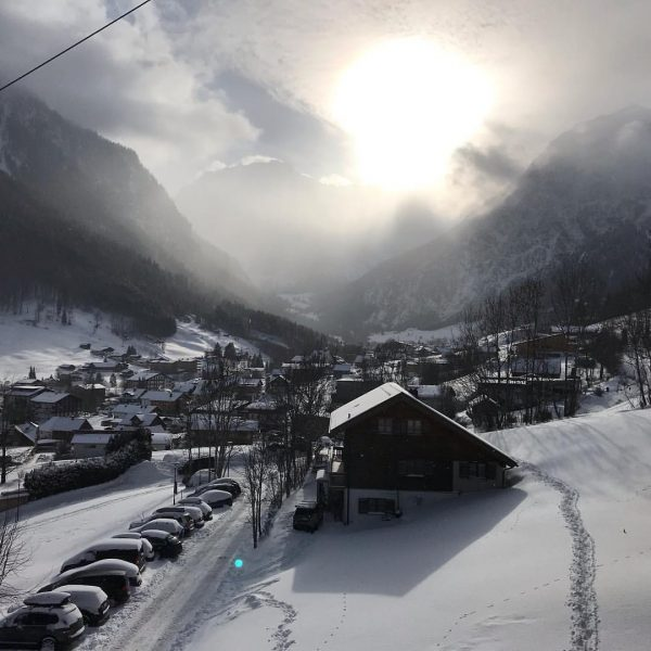 Winter Wonderland ❄️☃️ Hotel Lagant - Familienhotel im Brandnertal