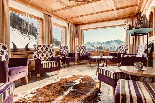#panoramafenster #kaminzimmer #hotel #ski #hotelfaschina #urlaub #alpenresort #alpenresort_walsertal #sperger #faschina #gastronomie #restaurant #grosseswalsertal ...