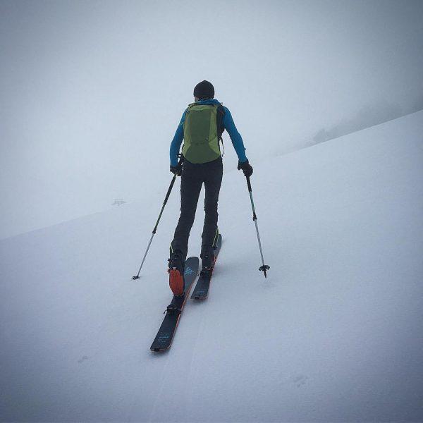 #mondaymotivation Letzten Freitag: #earlybird Skitour am Ifen zum Hahnenköpfle ❄️😎❄️ . . . ...