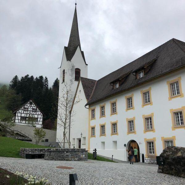 #propstei #stgerold #grosseswalsertal #alps #vorarlberg #austria Propstei St. Gerold