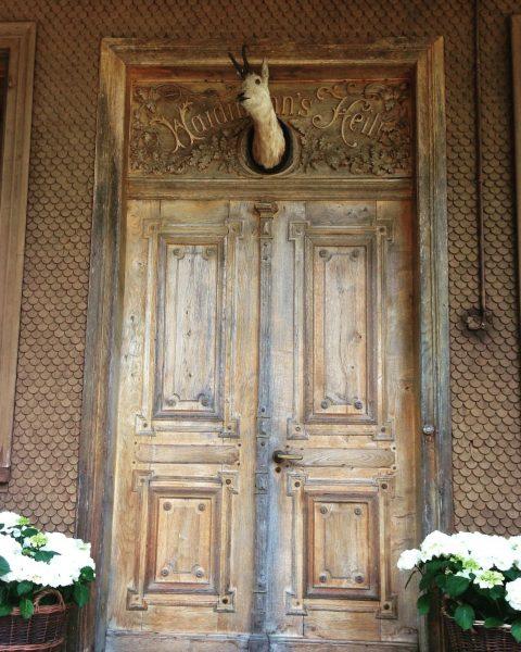 Hunting Villa Maund 🦌🌿 #100Jahrfeier Vlbger. Jägerschaft #tradition #waidmannsdank #schoppernau