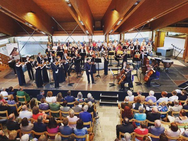 Lech Classic Festival #auroralech #lechzuers #lechclassicfestival #classic #music #mozart #kultursommer #arlberg #sommerindenbergen #art ...