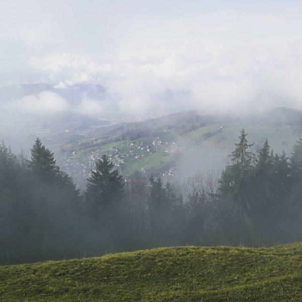 First #winterhike - Viktorsberg + Kugel First + Hohe Kugel + Viktorsberg #hohekugel ...