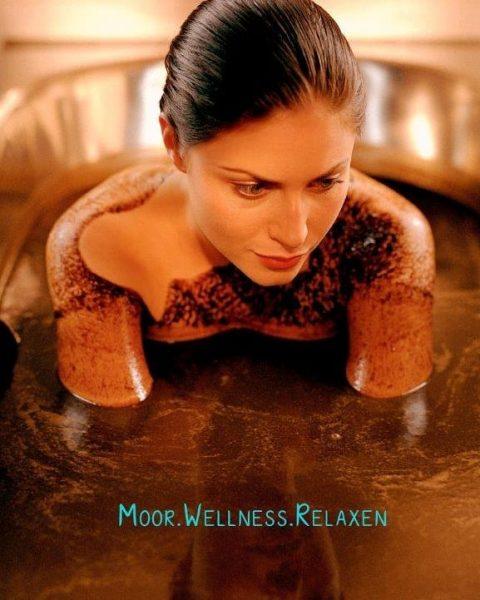 Wir wünschen euch einen schönen Tag und hoffentlich bis bald! #moor #wellness #relaxen ...