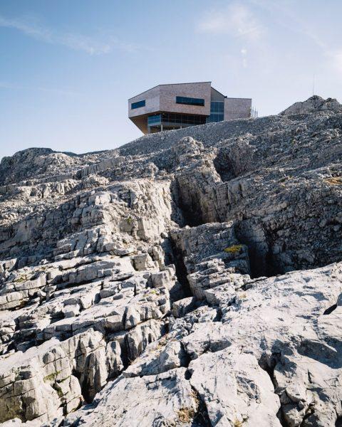 Berge und Architektur - Ich finde die Kombi ja echt spannend. Wie geht ...